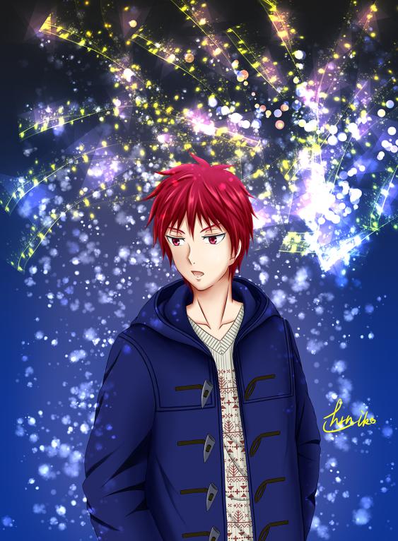 Winter Date With Seijuro